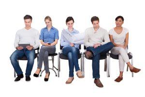 Als RecruiterIn ist hier Ausdauer und höchste Konzentration gefragt