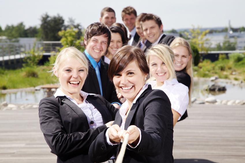 Motivierte MitarbeiterInnen - erfolgreiche Unternehmen